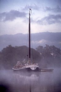 The pleasure wherry Hathor