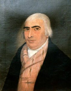 William Hardy in 1798