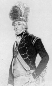 William Palgrave jnr in 1798